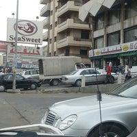 Photo taken at Falafel Khalifeh by Joe B. on 5/24/2013