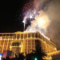 Photo taken at Planet Hollywood Resort & Casino by Kan K. on 1/1/2013