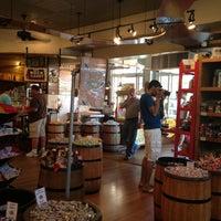 Photo taken at Savannah Candy Kitchen by Salma A. on 5/14/2013