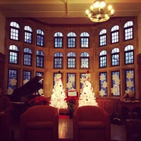 Photo taken at Indiana Memorial Union by Global H. on 12/9/2012