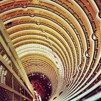 Photo taken at Grand Hyatt Shanghai by Global H. on 1/2/2013