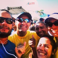 Photo taken at Corrida das Pontes do Recife by Marcos S. on 3/24/2013