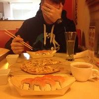 Photo taken at Автосуши by Жанна З. on 10/26/2014