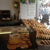Photo taken at Bagelstein by Shakil O. on 6/26/2013
