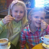 Photo taken at Costa Coffee by Neil on 11/11/2012