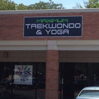 Photo taken at Maximum Taekwondo & Yoga by Maximum Taekwondo & Yoga on 9/9/2014
