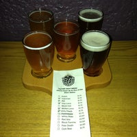 Photo taken at Double Mountain Brewery & Taproom by Todd M. on 3/26/2013
