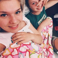 Photo taken at Общежитие #8 by Elina N. on 9/9/2014