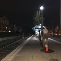 Photo taken at TriMet Quatama/NW 205th Ave MAX Station by Rahul M. on 4/22/2017