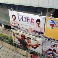 Photo taken at Inox by Rahul M. on 9/21/2013