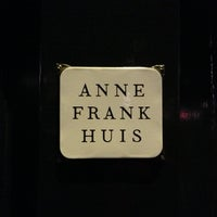 Photo taken at Anne Frank House by Rahul M. on 12/15/2012