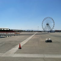 Photo taken at Antelope Valley Fairgrounds by Chris P. on 8/11/2013