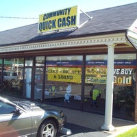 Photo taken at Community Quick Cash Advance and Payday Loans by Community Quick Cash Advance and Payday Loans on 9/10/2014