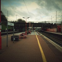 Photo taken at Coventry Railway Station (COV) by Tony H. on 12/15/2012