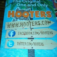 Photo taken at Hooters by Lorena R. on 12/7/2012
