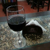 Photo taken at Cafe Bar Senor Misti by Maria P. on 8/13/2014
