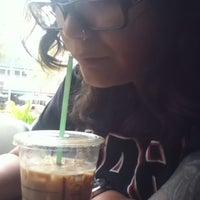 Photo taken at Starbucks Oficinas by Sara P. on 5/13/2013