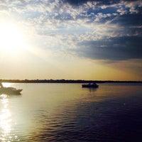 Photo taken at Kamoke Beach by Daniella M. on 7/25/2015