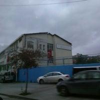 Das Foto wurde bei Alibeyköy Teknik ve Endüstri Meslek Lisesi von Mustafa U. am 10/29/2014 aufgenommen