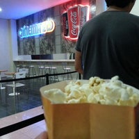 Photo taken at Cinema 3D by Victoria T. on 12/13/2013