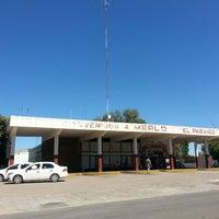 Photo taken at Terminal vieja de Merlo by Victoria T. on 10/26/2013
