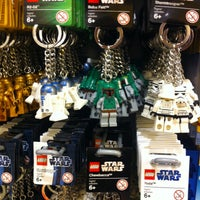 Photo taken at The LEGO Store by Cooki L. on 4/15/2013