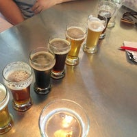 Photo taken at Upslope Brewing Company by John H. on 5/25/2013