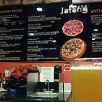 Photo taken at Jafang Pizza by Robert C. on 3/8/2013