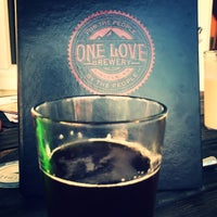 Photo taken at One Love Brewery by Andy L. on 8/21/2017
