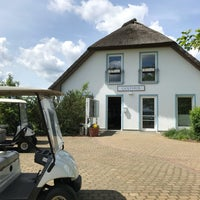 Photo taken at Golfclub Balmer See-Insel Usedom e.V. by Nadja N. on 6/5/2017