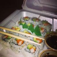 Photo taken at RA Sushi Bar Restaurant by K. C. on 12/30/2012