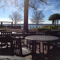 Photo taken at Plums Restaurant by Carol C. on 1/5/2013