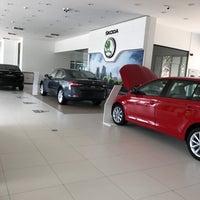 Photo taken at Škoda Efe Motorlu Araçlar by Birtan T. on 8/14/2017