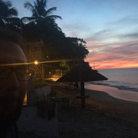 Photo taken at Sandals Halcyon Beach Resort by Allison F. on 11/12/2016