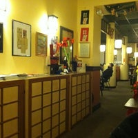 Photo taken at Maneki by Curtis L. on 1/28/2013