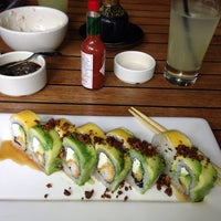 Photo taken at Sushi Roll by Toruk M. on 8/25/2013