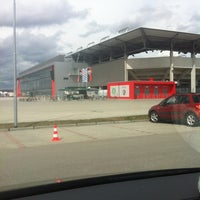 Photo taken at Audi Sportpark by Petra A. B. on 4/12/2013
