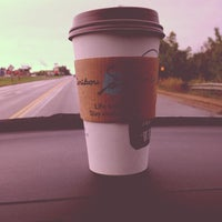 Photo taken at Caribou Coffee by Emily L. on 9/4/2014