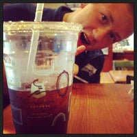 Photo taken at Caribou Coffee by Emily L. on 6/23/2013