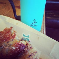 Photo taken at Caribou Coffee by Emily L. on 4/30/2013
