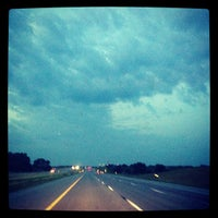 Photo taken at I-80 by Emily L. on 7/9/2013