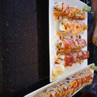 Photo taken at Soya Sushi by Saad on 5/26/2016