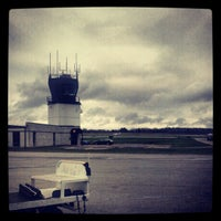 Photo taken at Ithaca Tompkins Regional Airport (ITH) by Winston L. on 11/4/2012