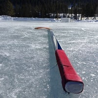 Photo taken at Keystone Lakeside Village Ice Rink by Zach Y. on 2/26/2014