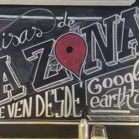 Photo taken at La Zona Social Bar by La Zona Social Bar on 9/11/2014