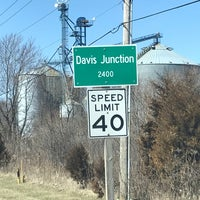Photo taken at Davis Junction, IL by Bob N. on 4/7/2018