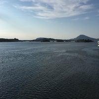 Photo taken at Florø by İhsan Y. on 9/27/2017