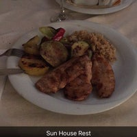Photo taken at Sun House Rest by Rinor M. on 11/7/2015