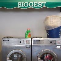 Photo taken at North Main Laundry by Durango L. on 9/11/2014