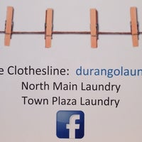 Photo taken at North Main Laundry by Durango L. on 11/23/2014